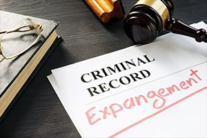 Record Sealed or Expunged